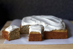 Spiced Applesauce Cake | Smitten Kitchen | Photo Credit: Smitten Kitchen
