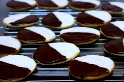 Black and White Cookies | Smitten Kitchen | Photo Credit: Smitten Kitchen