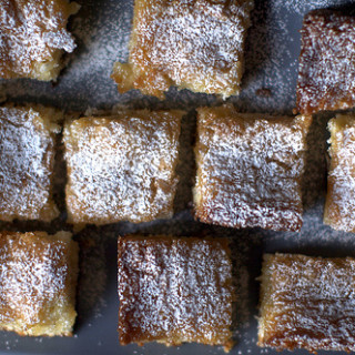St. Louis Gooey Butter Cake | Smitten Kitchen | Photo Credit: Smitten Kitchen